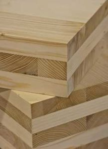 Innovative use of cross-laminated timber in construction