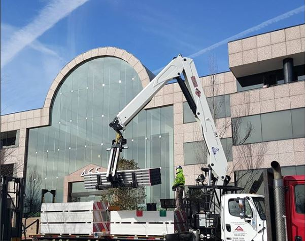 Sustainable construction for commercial buildings