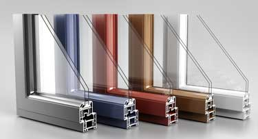 high-efficiency low-e windows
