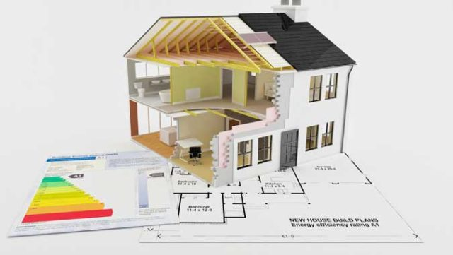 Energy Efficinet new home construction considerations