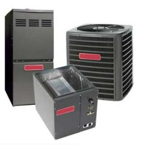High-efficienty HVAC systems provide comfort with cost savings