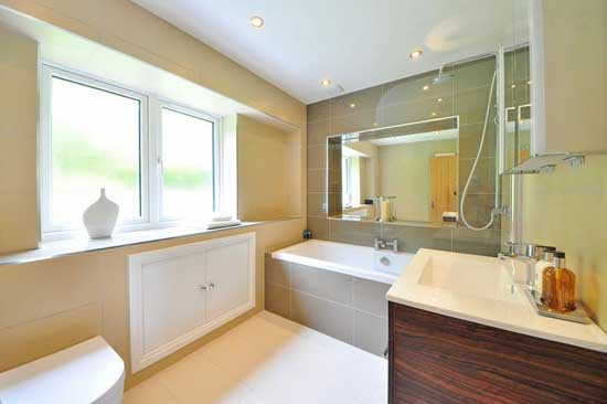 Prominent Builders expertly handles bathroom renovations of all sizes and styles across Bergen County, NJ
