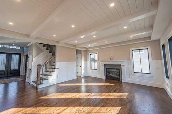 open floorplan for multi-use