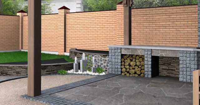 outdoor living spaces reflect your lifestyle, budget and location