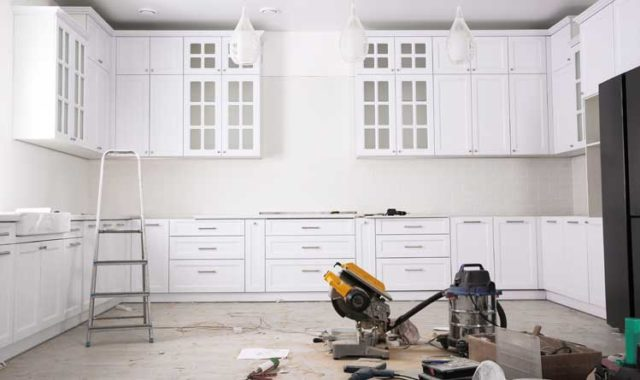 plan ahead to minimize disruptons during a kitchen renovation