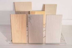 there are a wide range of flooring choices when remodeling a kitchen