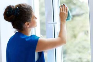Spring is a good time to give your windows and screens a good cleaning