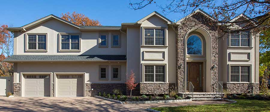 Custom Residential Construction by Prominent Builders Bergen County NJ